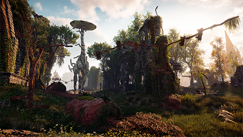 A Tallneck is Horizon's take on Far Cry's towers.