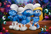 Preview smurfs village pre