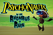 Psychonauts in the Rhombus of Ruin review.