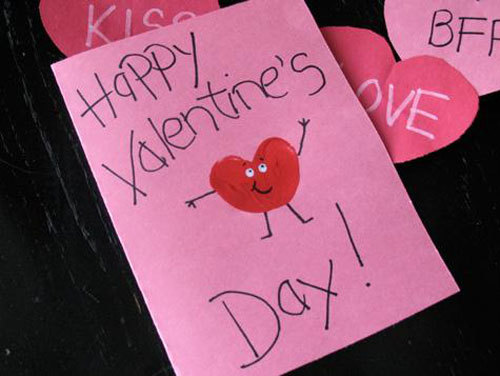 Homemade Valentines Day Gifts Ideas Crafts DIY – Make Valentines Day Card