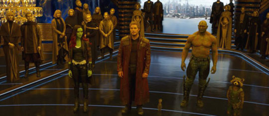 Marvel Studios' Guardians of the Galaxy Vol. 2 New Trailer and Poster!