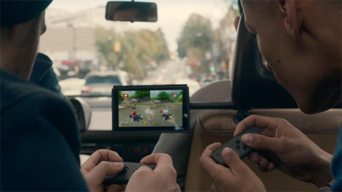 Bridging the gap between a handheld and home console seems like a very possible reality.