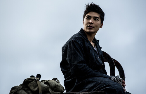 Ludi Lin as Zack