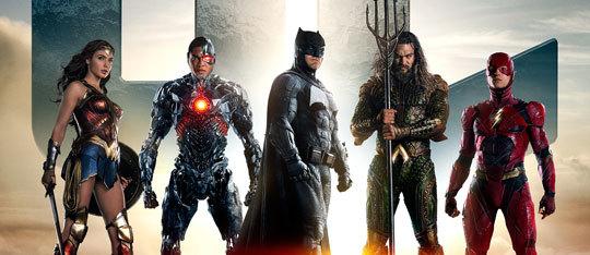 Justice League Official Trailer!