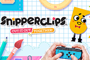 Snipperclips Nintendo Switch Game Review