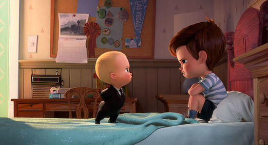 Boss Baby tries to convince Tim to cooperate