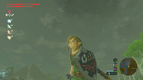 It took forever to unlock Link's green outfit but it was worth every second.