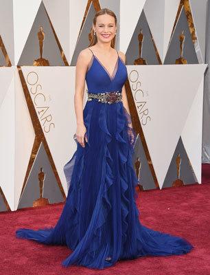 Brie the night she won her Oscar
