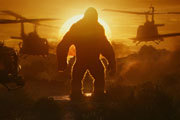 Kong: Skull Island Movie Review