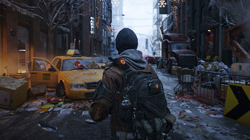 The Snowdrop Engine made The Division really pop, especially in its first showing.