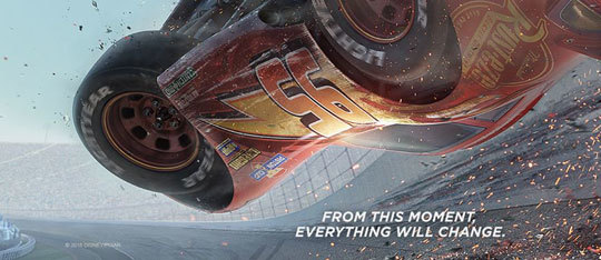 Cars 3 Rolls Out Key Cast and Characters!