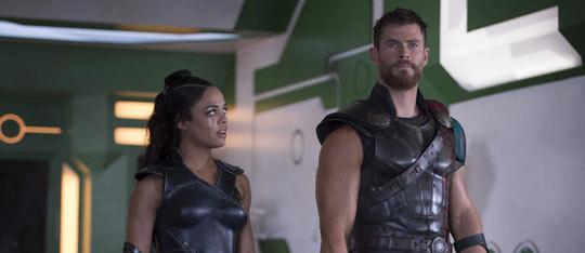 Marvel Studios' THOR: RAGNAROK - New Poster and Teaser Trailer!