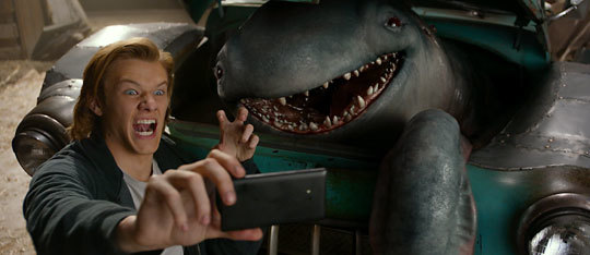 Monster Trucks Blu-ray Review