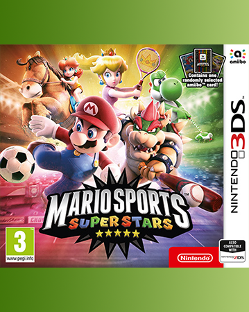 Mario Sports Superstars Box Art
