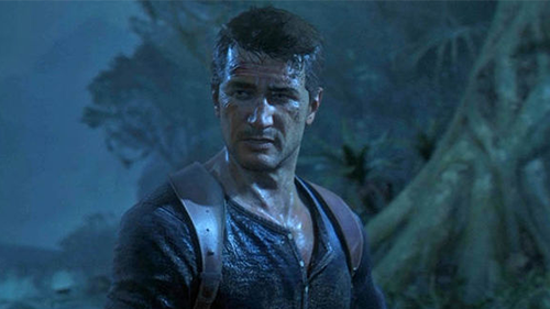 An impressive still from E3 2014's Uncharted 4 trailer.