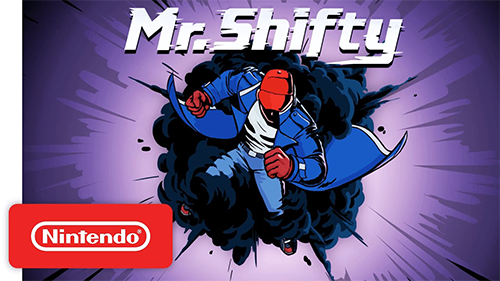 Mr. Shifty for Nintendo Switch