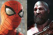 Preview preview spider man god of war