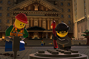 LEGO City Undercover Gets Some New Screenshots