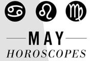 It May Be Me: New Horoscopes For May!