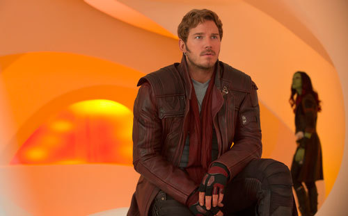 Star Lord wants to find his dad