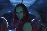 Zoe Saldana on Gamora and Guardians of the Galaxy Vol. 2