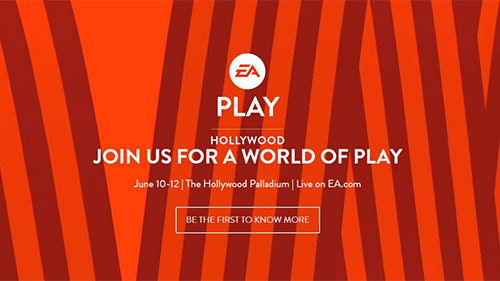 EA Play's 2017 announcement/invitation.