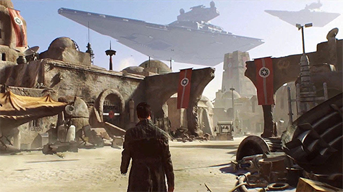 Our quick peek at Visceral's new Star Wars game.
