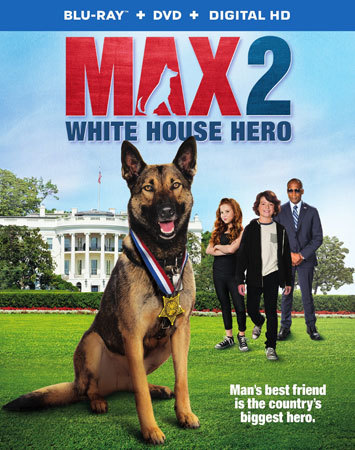 Max 2: White House Hero Box Art
