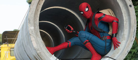 Spider-Man: Homecoming New Trailer and Poster!
