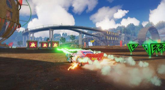 Lightning McQueen!
