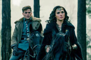 The Magical Wonder Woman Duo: Gal Gadot and Chris Pine