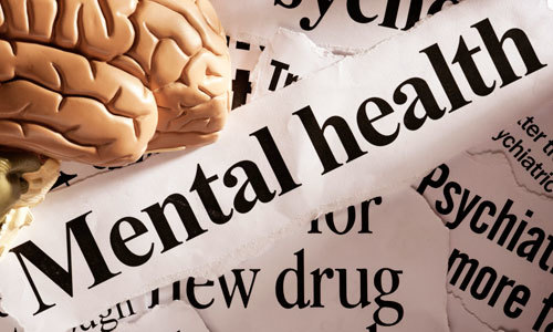 Mental Health Affects 1/5 People.