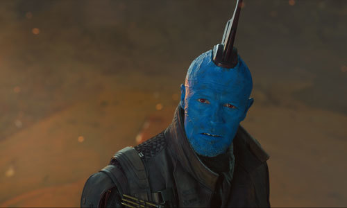 Yondu qualifies as Peter Quill's dad