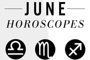 How Your Star Sign Can Sizzle Before Summer: June 2017 Horoscopes!