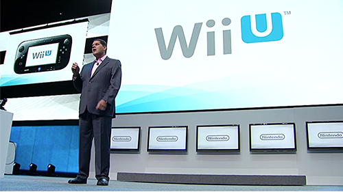Nintendo's final traditional press conference during E3 2012.
