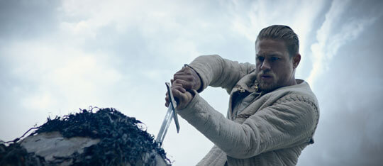 Charlie Hunnam Interview for King Arthur: Legend of the Sword
