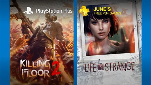 June 2017's PlayStation Plus Games.
