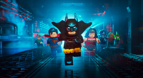 Batman pictures himself leading the Justice League