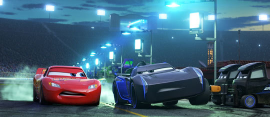 Feature cars 3 lightning jackson feat