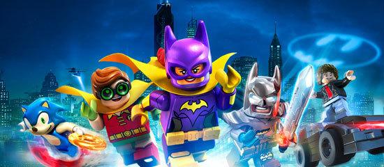 Batgirl/Barbara Gordon in the lead