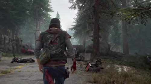 A gorgeous PlayStation exclusive, Days Gone gives us their take on the zombie apocalypse.