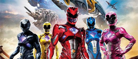 Saban's Power Rangers Blu-ray Review