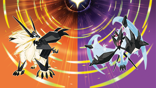 Mysterious new Pokémon coming to the Ultra versions of Sun and Moon.