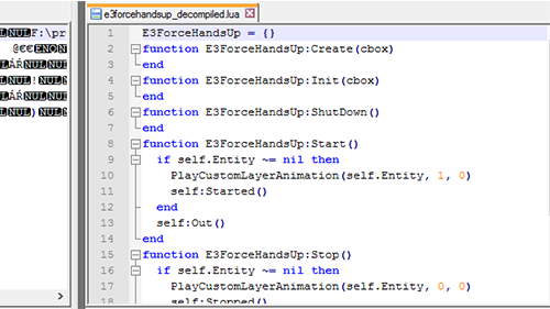 Watch_Dogs' code directly referencing E3 exclusive files.
