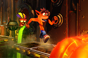 Preview preview crash bandicoot n sane trilogy review