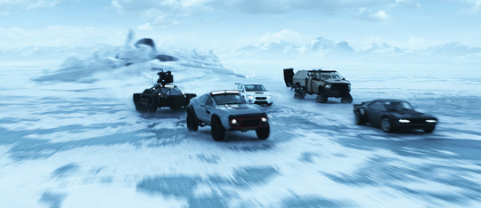 The Fate of the Furious Blu-ray Review