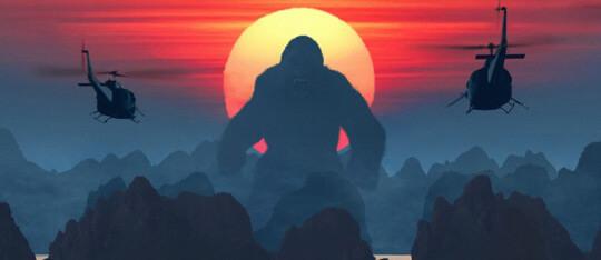 Kong: Skull Island Blu-ray Review