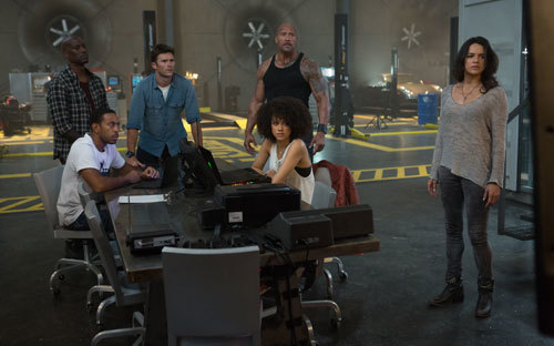 The Furious Family