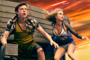 Cara Delevingne and Dane DeHaan: The Valerian Duo