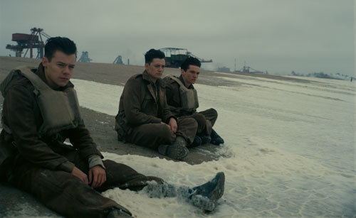Christopher Nolan takes audiences back to World War II in 'Dunkirk'